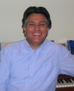 Composer Reza Vali