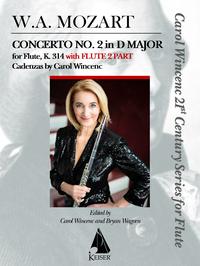 Wincenc Mozart Concerto 2